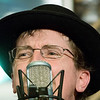 Globe/Roger Nomer<br /> Chris Bassett takes the mic as he plays with Lost Cannon at Cowboy Bob's on Feb. 15, 2014.