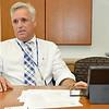Barry N. Feldman, Ph. D., the Director of Psychiatry Programs in Public Safety at the UMass Medical School. SENTINEL & ENTERPRISE / Ashley Green