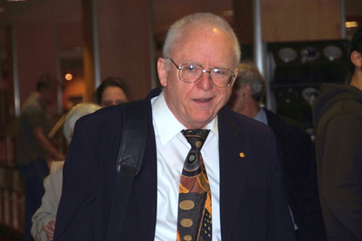 Dr John Hall-Physics Nobel Prize Winner