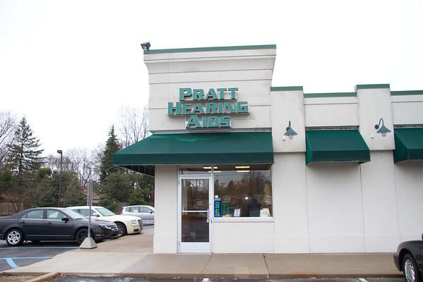 Dr Pratt Office