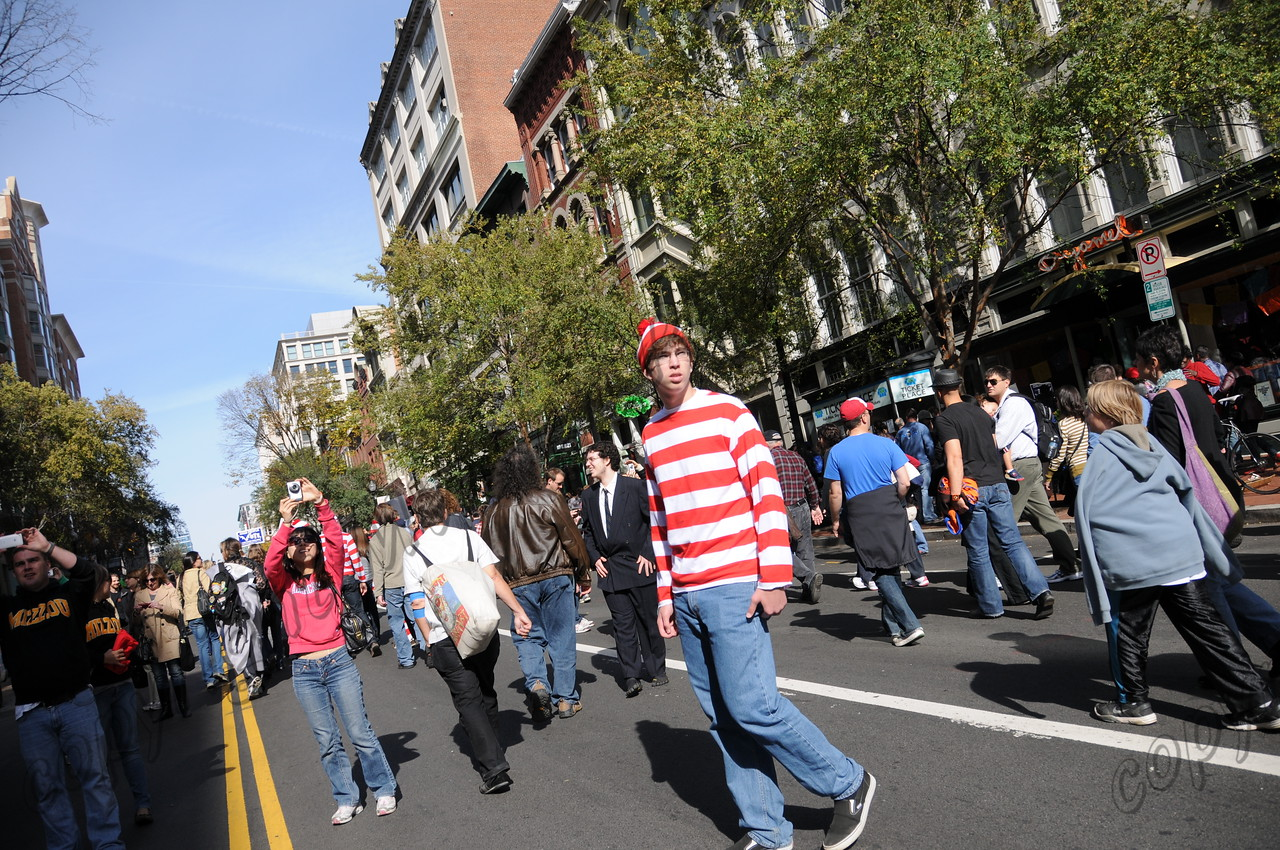 someone found Waldo
