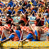 REACH - Dragon Boating on the Schuylkil River, Philadelphia