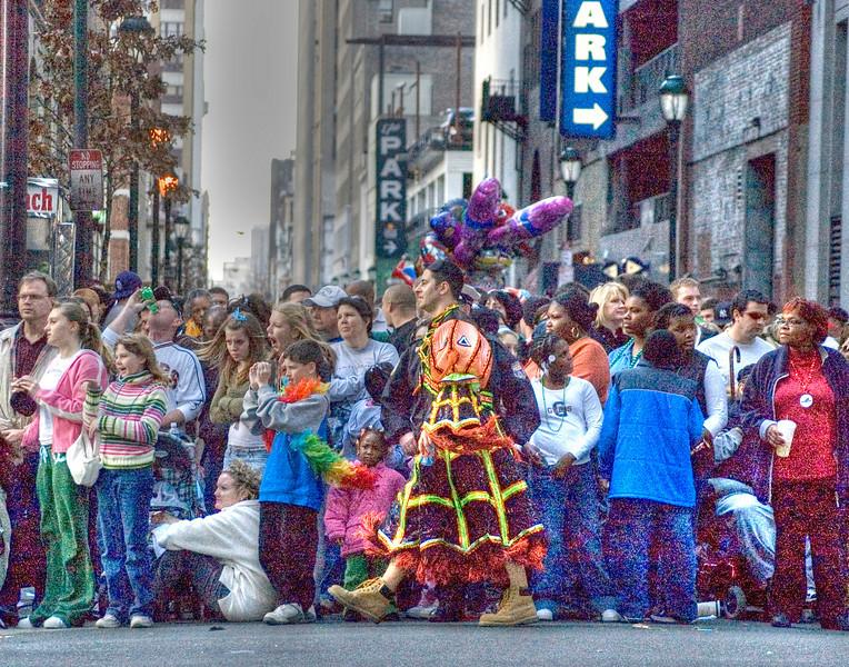 CELEBRATE - Philadelphia Mummer's Parade