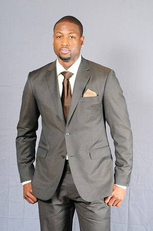 Dwayne Wade photo shoot