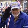 Earl Washington at a Veterans Tribute at Monument Terrace (4067)
