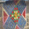 Yarn art on Schenley Bridge