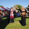 Egyptian Breeze Dance Company, Yellow Springs Street Fair