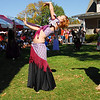 Egyptian Breeze Dance Company, Yellow Springs Street Fair