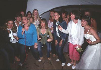 Karaoke with feeling
