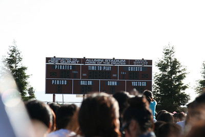 Elijah High School Graduation