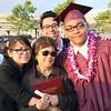 Auntie Sunshine, Grandma, Uncle John, and Elijah.