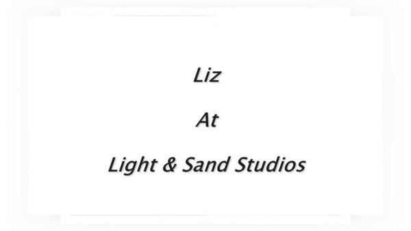 Liz Marsh at Light & Sand Studios 2011