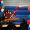 Vaulting, Achievers Gymnastics (TWU) (Sep. 2013)