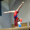 Beam Routine, Achievers Gymnastics (TWU) (Sep. 2013)