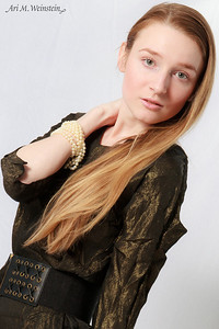 Model: Elizabeth; Hair & Makeup: Ilona