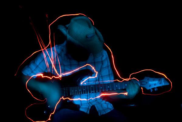 Electric Guitar North Hollywood, CA, USA November 2009