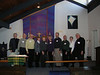 Here's this year's Bishop's Committee! The Rev'd Jonathan Hutchison (Vicar), Gene Niednagel (Senior Warden), Randy Bridges, Judy Laffin, Sandy Ridenour (Treasurer), Carol Ruffin, Ralph Linscott, Ray Laffin (Property Warden), Marge Grimm and Ed Fleming - taken at our Annual Meeting, January 27, 2008