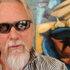 Portrait session of Eric Apoe and a portion of his sun glass collection, by Nick Shiflet, reflections on the future and how it affects the past
