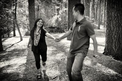 Erick, Joy, Engagement, Pre-nup