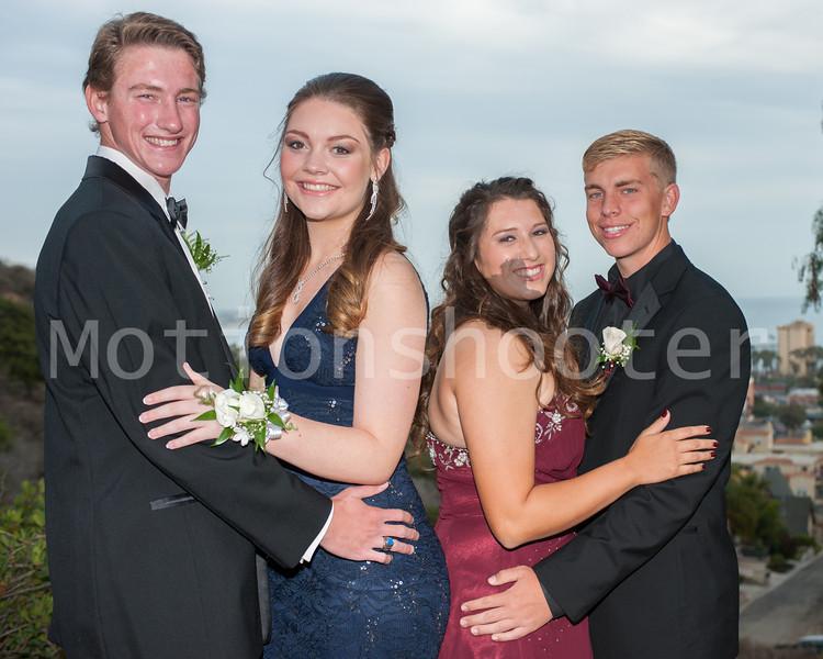 Esparza Prom Group 2015