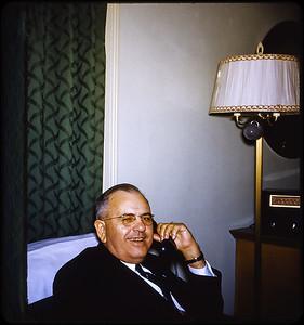 Good News former Louisiana  Senator Bill (William C) Feazel  1951