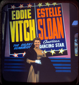 Estelle Sloan Hippo Drome Theater