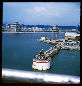 View From Ship Le Havre 1957 9
