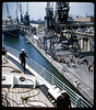 View From Deck Le Havre 1957 6