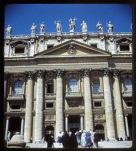 St Peters in Vatican