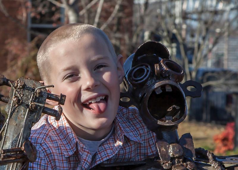 Hayden at metal guy003