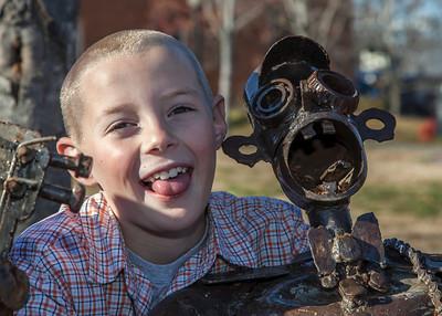 Hayden at metal guy004