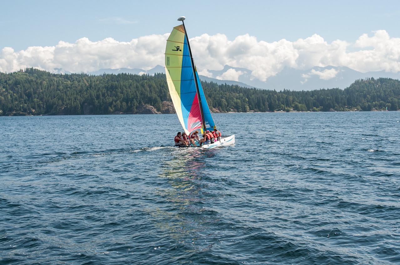 Eureka Camp 2015-07-23