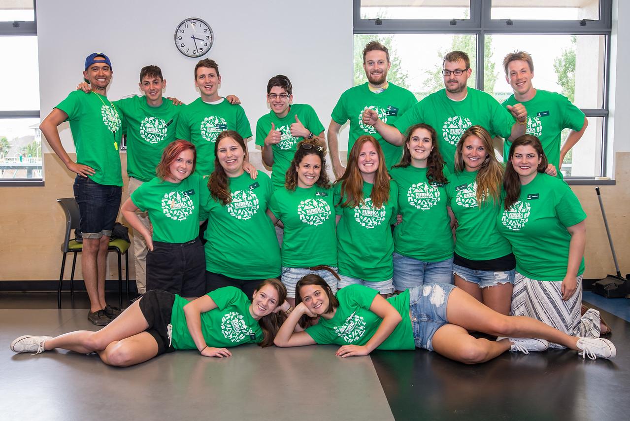 Eureka Camp 2015