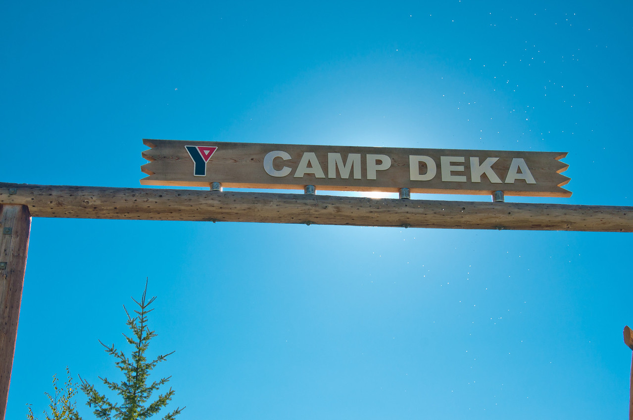 Eureka Camp Deka 2013