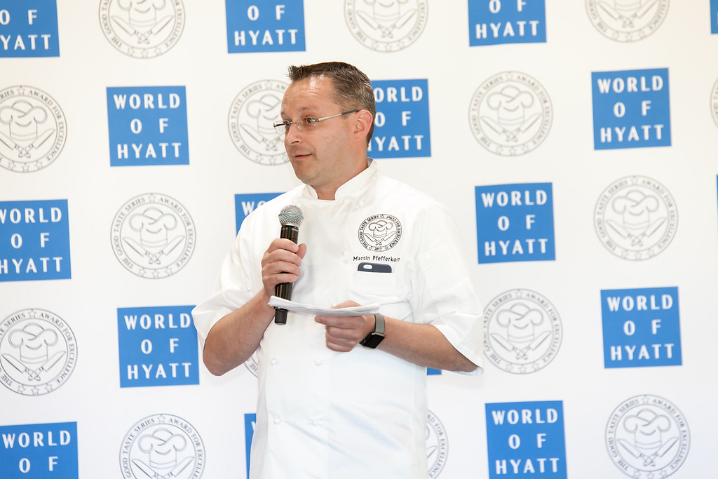 Hyatt Good Taste Series 2017