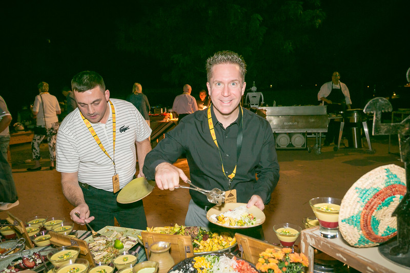 Hyatt Regency Tamaya Resort and Spa,  Good Taste Series 2017