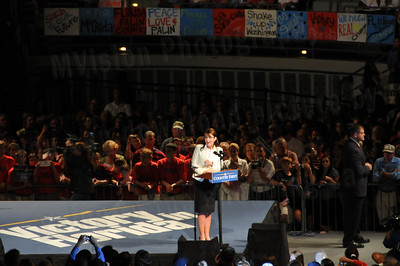 palin; 131  The rest are both Torrey or Micki Ferguson  of Sarah Palin and speech at the Civic Center in Pensacola