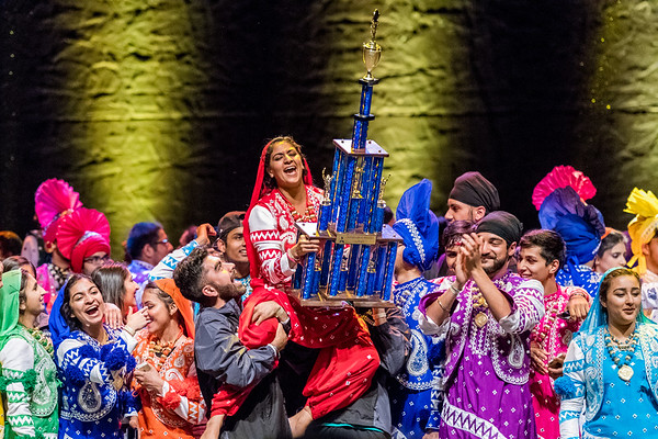 Crossroads of Bhangra - Competition