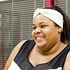 Fitchburg High senior Ebony Fagan will undergoing surgery for an eye disease called keratoconus. SENTINEL & ENTERPRISE / Ashley Green