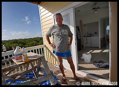 Doug the Home Builder • Marathon Key, Florida • 2008