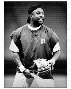 Minnesota Twins outfielder and Hall of Famer Kirby Pucket • Metrodome, Minneapolis, Minn. • 1992