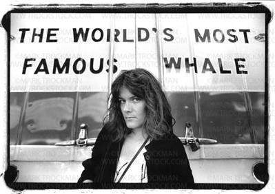 Diane Bush:  The world's most famous whale.  Minnesota Sate Fair, Sept. 1993, St. Paul, Minn.