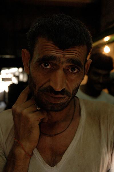 Spice Market Worker