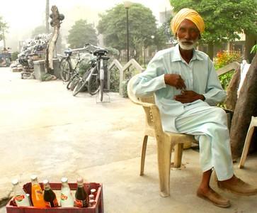 Sikh Man of Punjab