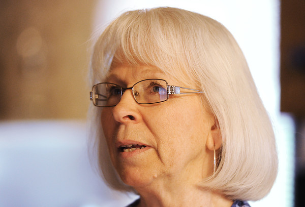 Globe/T. Rob Brown<br /> Faces of Recovery: Susan Cheshire
