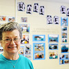 Globe/T. Rob Brown<br /> Faces of Recovery: Jeanne Morrow volunteer with Catholic Charities.