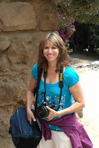 Your host of zynegallery lugging my camera bag and camera while traveling around Spain and France in 2011.