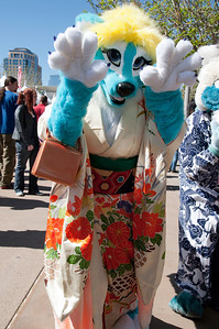 Japanese Festival Greeter