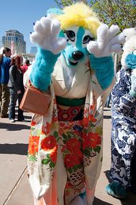Japanese Festival Greeter