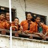 School boys in Kathmandu, Nepal
